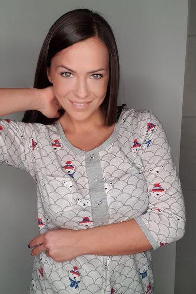 piżama damska 03