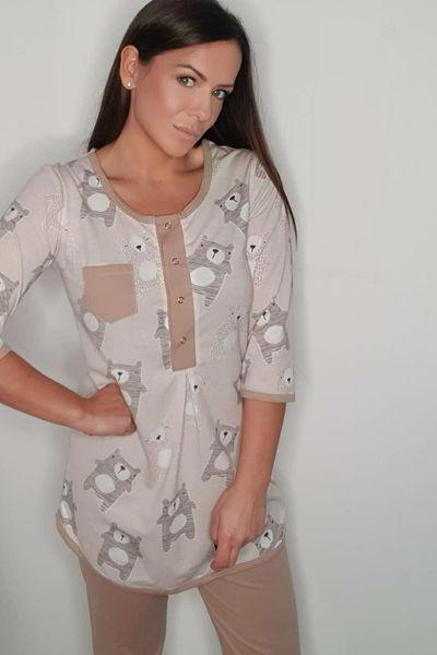 piżama damska 04